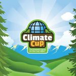 climate cup logo design by kapow creative