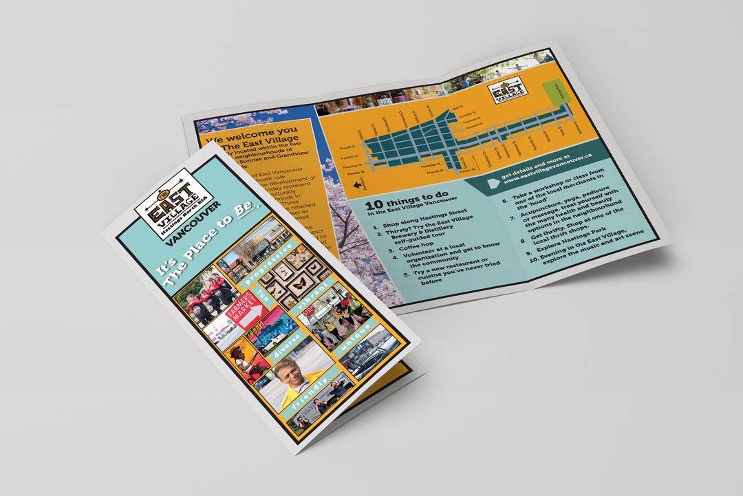 Brochure Design by KAPOW Creative for HNBIA
