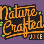 nature crafted juices logo design by kapow creative