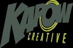 kapow creative logo