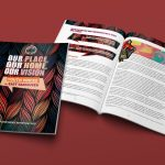 report design by kapow creative for ALIVE