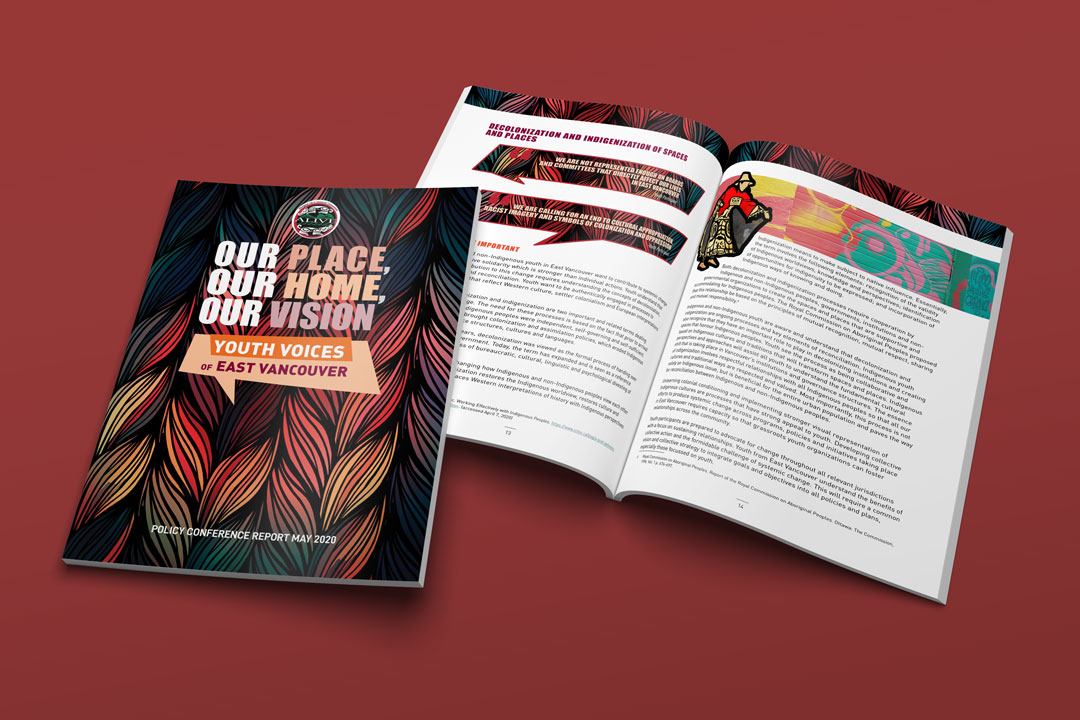 Report Design for ALIVE by KAPOW Creative