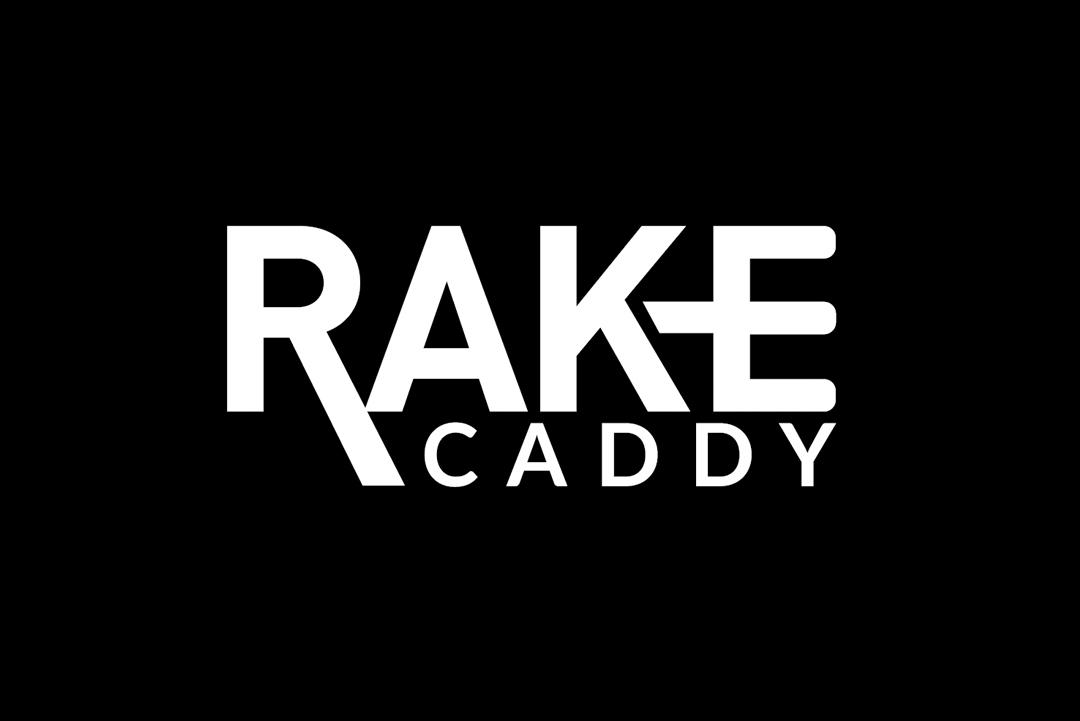 Logo Design by KAPOW Creative for Rake Caddy
